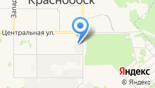 Сибирский уксус на карте