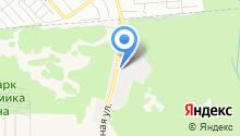 Магазин автозапчастей на Васхниле на карте