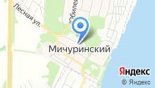 Новосибирский, ФГБУ на карте