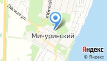 Администрация Мичуринского сельсовета Новосибирского района на карте