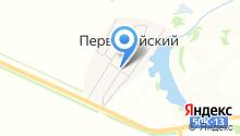 Продуктовый магазин на Комсомольской на карте