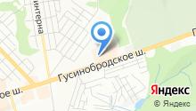 3KINDER на карте