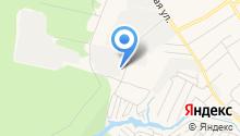 Алпром на карте