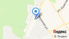 Бердский электромеханический колледж на карте