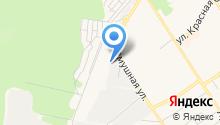 АвтоБердск на карте
