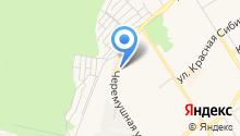 Мобайл сервис на карте