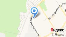 Подгорнова А.С. на карте