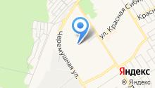 Бердский клуб традиционного каратэ на карте