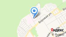Новосибирское клиническое областное бюро судебно-медицинской экспертизы на карте