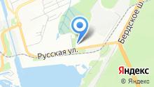 #ВкусноЕда Новосибирск на карте