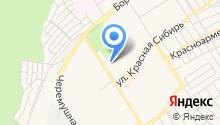 Зоомир на карте