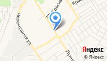 Магазин цветов на ул. Микрорайон на карте