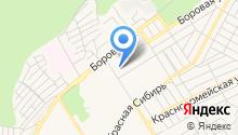 Банкомат, Банк Левобережный, ПАО на карте