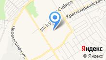 Русский Холодъ на карте