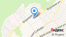 АПК на карте
