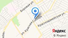 ГосПеревод на карте