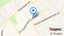 Оптово-розничный магазин колбасных изделий на карте