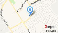 Бердская мебельная фабрика на карте
