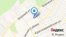 Детский сад №9, Теремок на карте