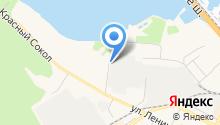 Бердский пивоваренный завод на карте