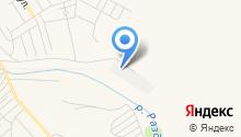 Бердский кирпичный завод на карте