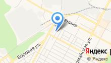 Детский оздоровительный лагерь им. адмирала Нахимова на карте