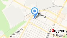 Д.РФ на карте