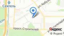 79 элемент Сибирь на карте