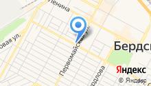 Межрайонная инспекция Федеральной налоговой службы России №3 по Новосибирской области на карте