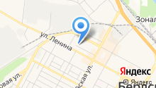 Голубев В.А. на карте