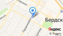 Бердская МЕДТЕХНИКА на карте