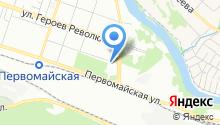 Allur на карте