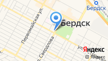Бердский медицинский колледж на карте