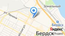 Магазин мясной продукции на Первомайской на карте