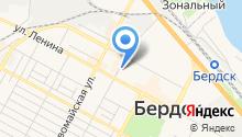 4Hands Бердск, ул. Лелюха 13 - Студия маникюра и педикюра на карте