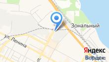 КУРЬЕР СЕРВИС ЭКСПРЕСС НОВОСИБИРСК на карте