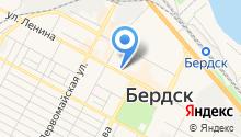 Адвокатский кабинет Ковалевской Н.И. на карте