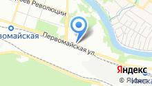 AERECO, компания по монтажу систем вентиляции на карте