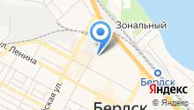 Премьер Офис на карте
