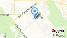 Axmor Software на карте