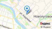 Приход во имя святителя Николая на карте