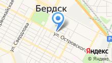 Отдел архивной службы Администрации г. Бердска на карте