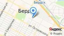 Либерально-демократическая партия России на карте