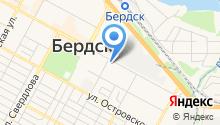 Нотариус Новожилова Т.И. на карте