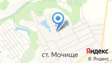 Монолит Строй на карте