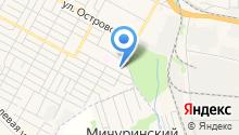 ПОЛИУРЕТАН на карте
