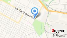 СДЮШОР по биатлону на карте