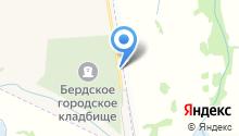 Мемория на карте
