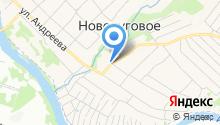Фирма по аренде экскаватора-погрузчика и трамбовщика на карте