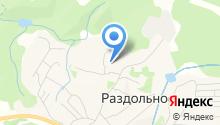 Новосибирский аграрный техникум на карте